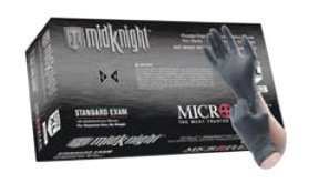 Microflex MK-296-XL X-Large Black 9.645